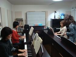 大人のピアノ・グループ
