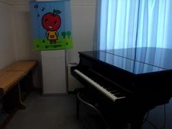 2階 ピアノレッスンルーム