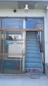城東センター入り口