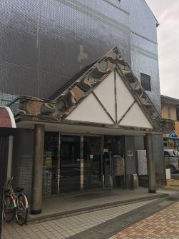 長泉センター 入口