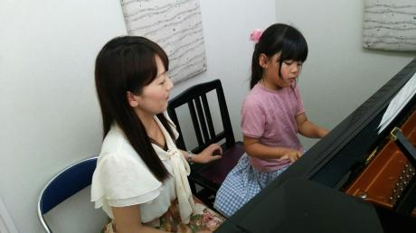 ♪ピアノレッスン♪