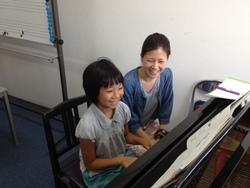 ピアノ個人のお友達2