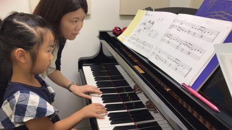 ピアノ無料体験レッスン受付中♪