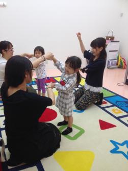 2歳児さんのぷっぷるクラス♪