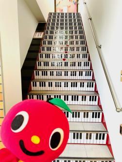 ドレミ階段♪