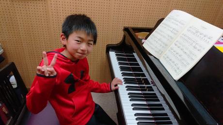 ピアノのお部屋