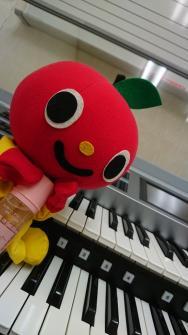 鍵盤もしっかり除菌